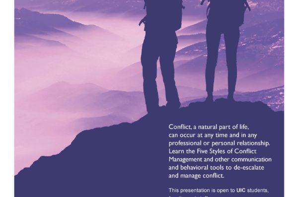 conquering conflict