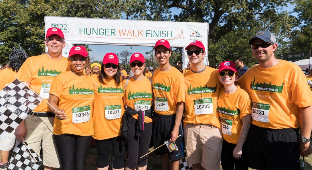 Hunger Walk 2017