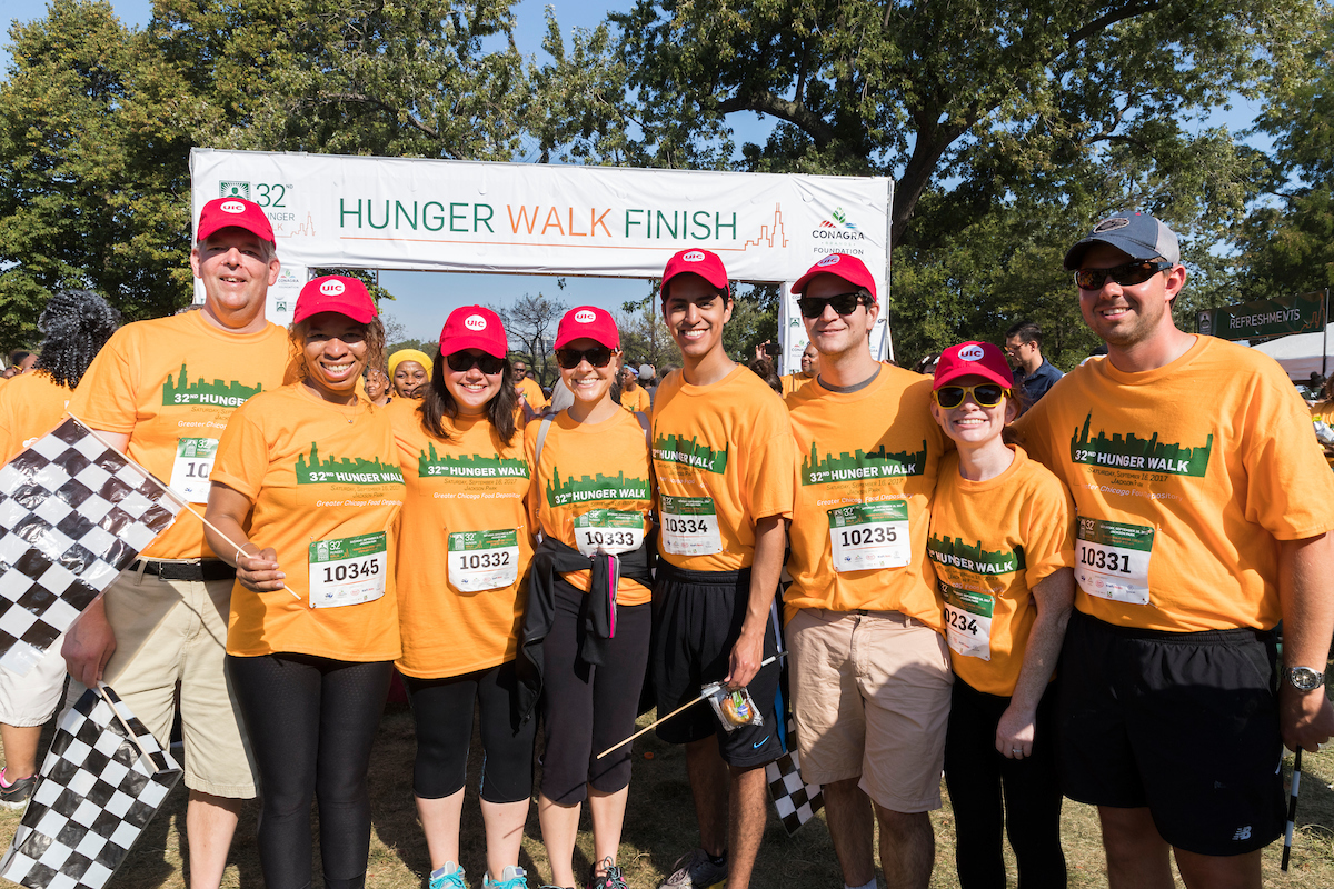 Hunger Walk 2017