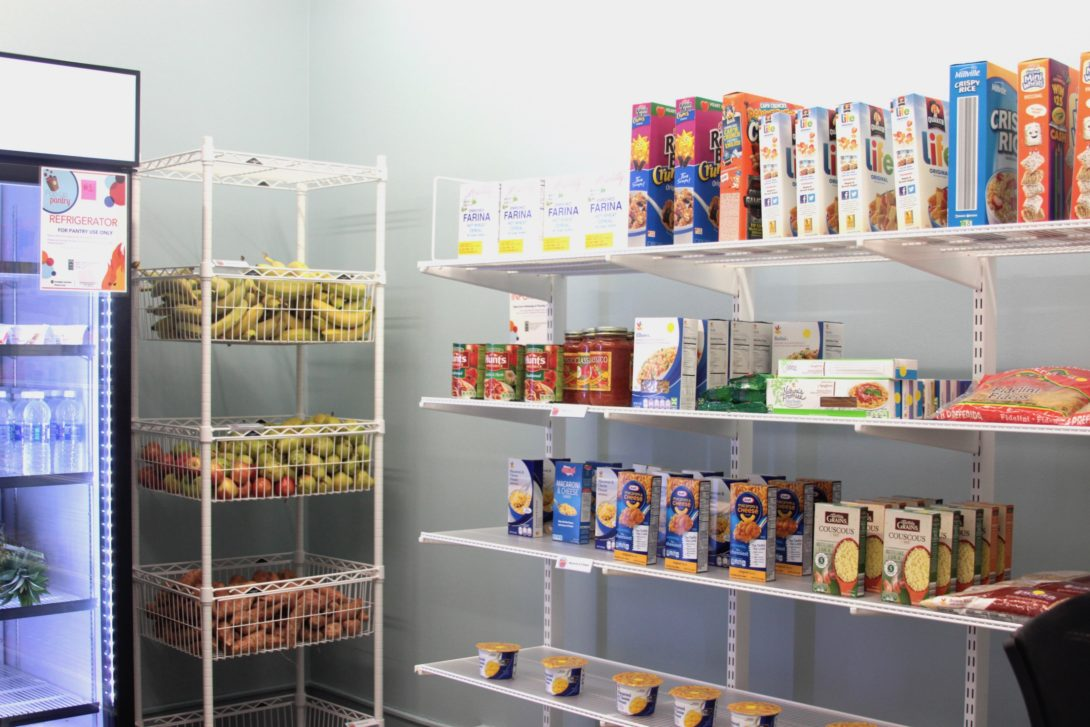 Pop-Up Pantry