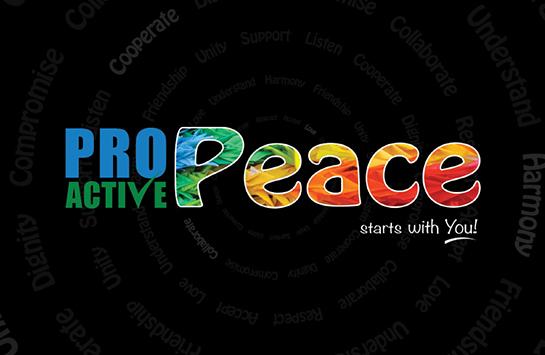 Proactive Peace