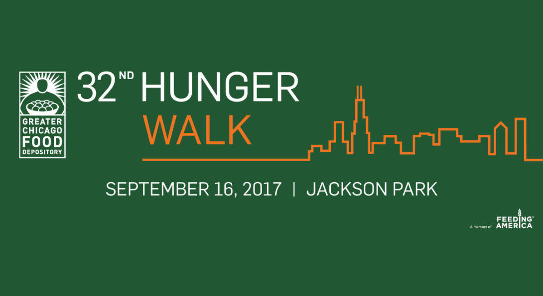 2017 Hunger Walk: September 16, 2017