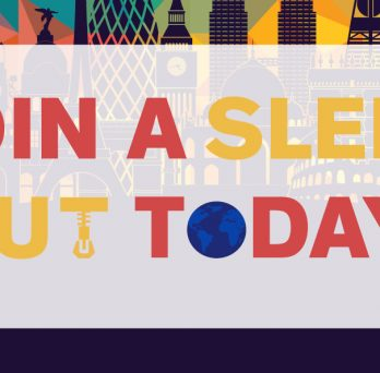 Join A Sleep Out Today!