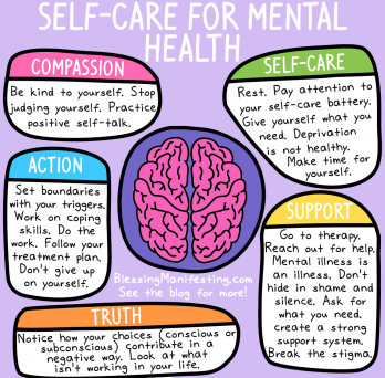 self care mental health