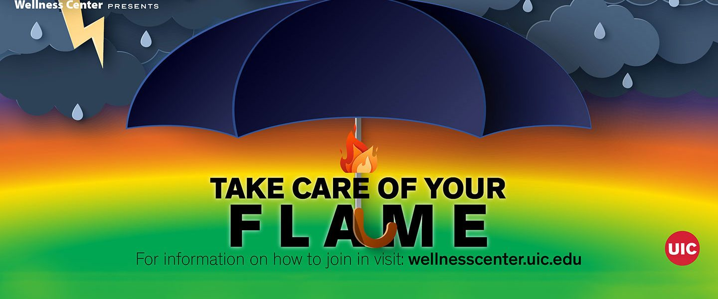 take care of your flame