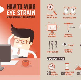 eyestrain
